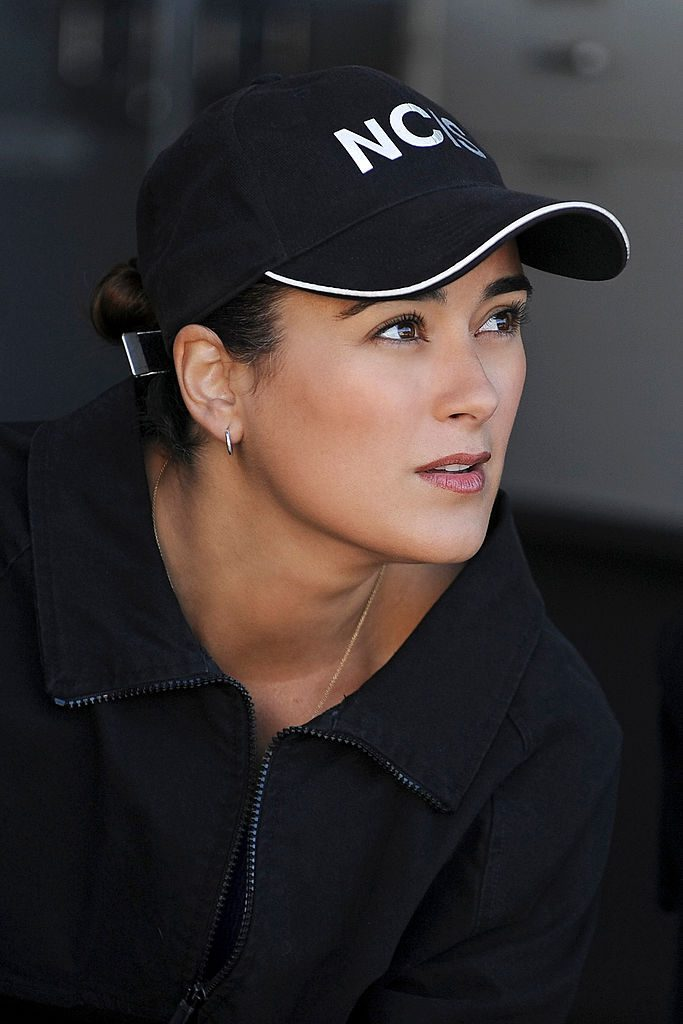 Cote De Pablo as Ziva David