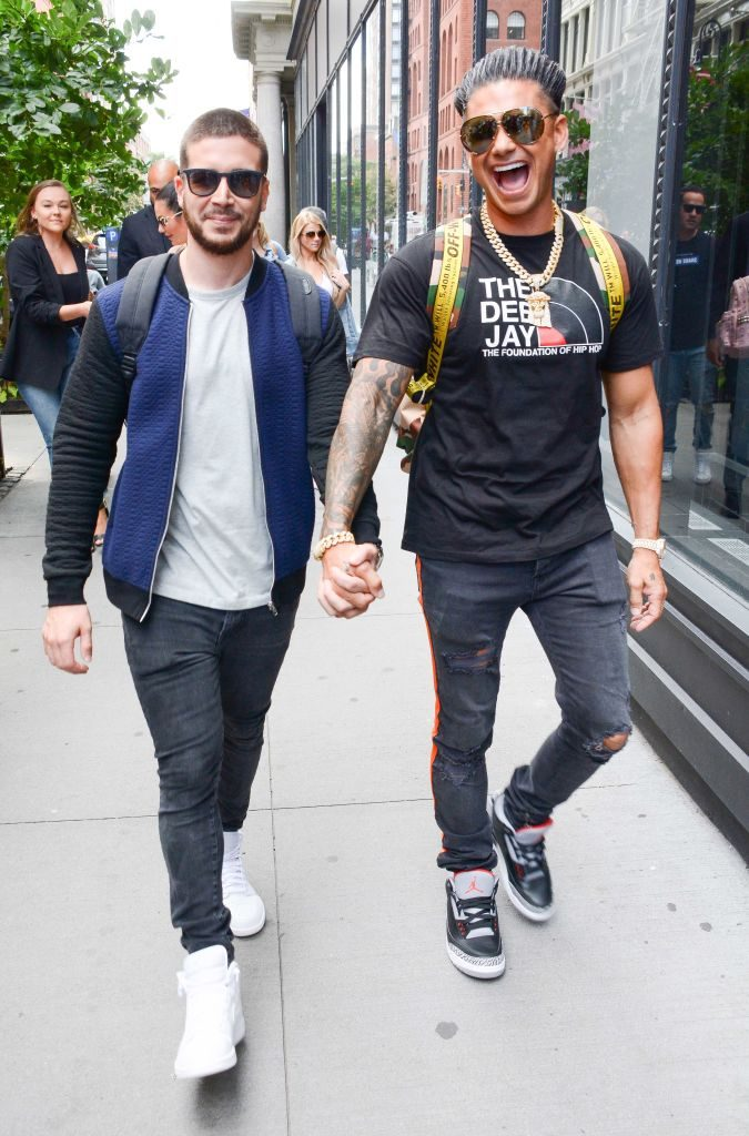 Pauly D and Vinny Double Shot at Love