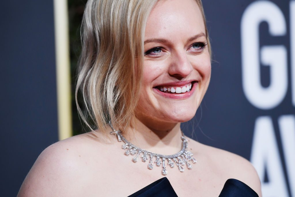 Elisabeth Moss | Frazer Harrison/Getty Images