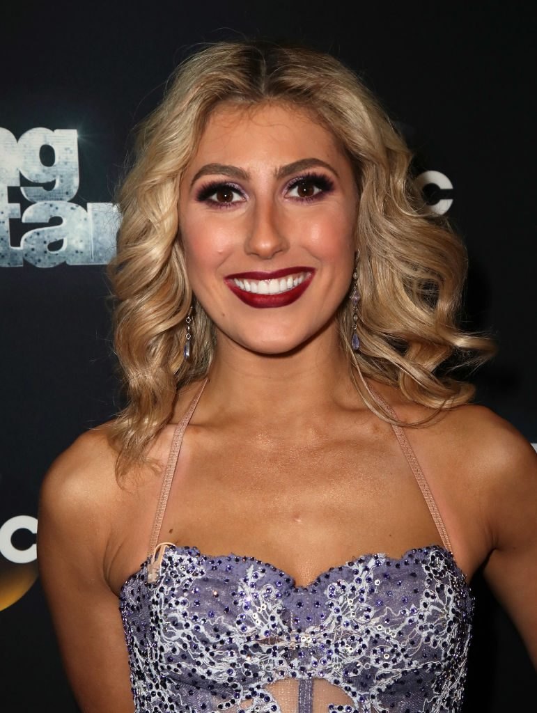 Dancer Emma Slater
