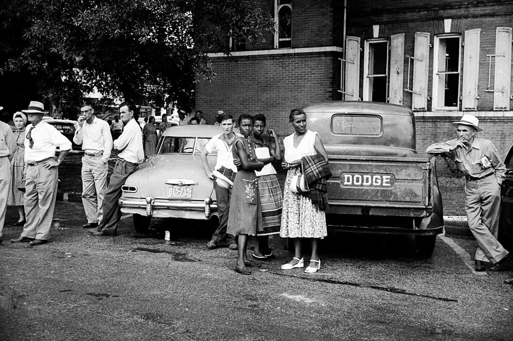 trial of Emmett Till's murder