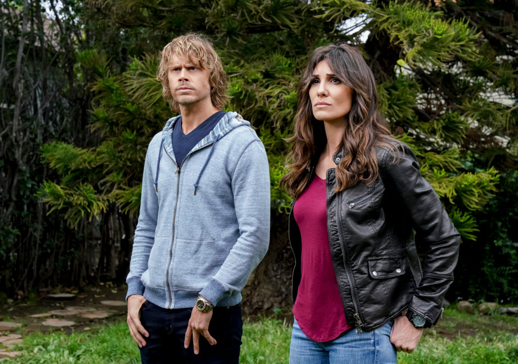 Are kensi and deeks dating in real life