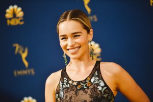 The Real Reason 'Game Of Thrones' Star Emilia Clarke Turned Down 'Fifty Shades' And Brad Pitt