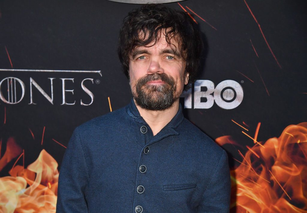 'Game of Thrones' star Peter Dinklage
