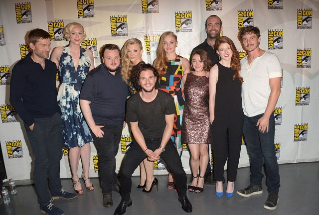 'Game of Thrones' cast