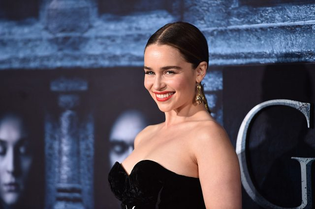 'Game of Thrones' star Emilia Clarke