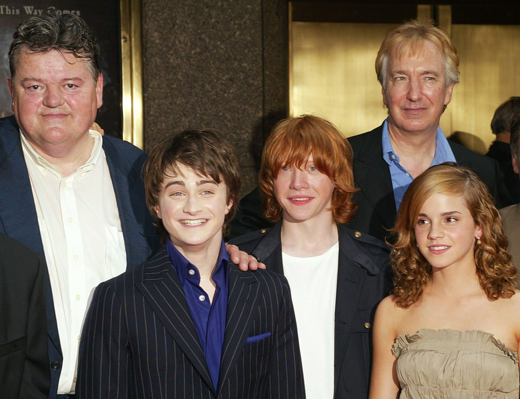 Cast members of the Harry Potter film franchise