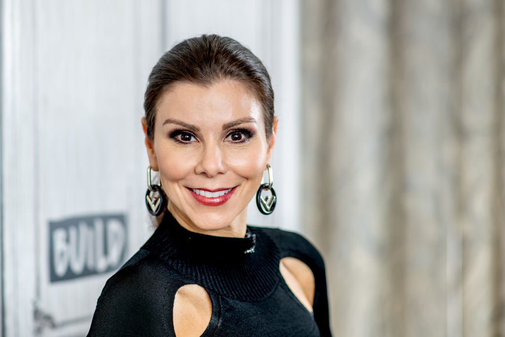 Reality star Heather Dubrow