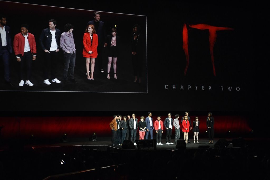 Cast of IT: Chapter Two