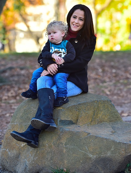 Jenelle and Kaiser