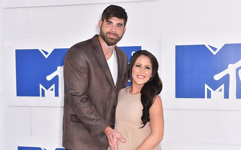 David Eason and Jenelle Evans