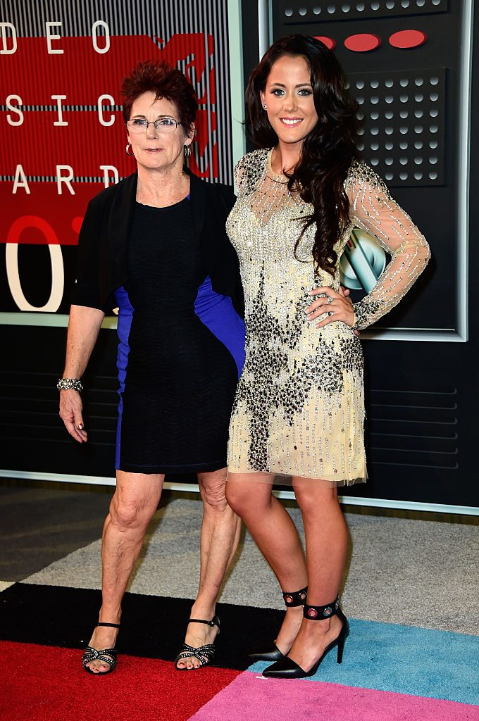 Jenelle and Barbara
