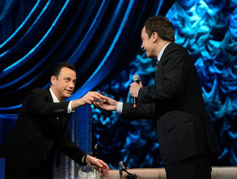 Jimmy Kimmel Jimmy Fallon