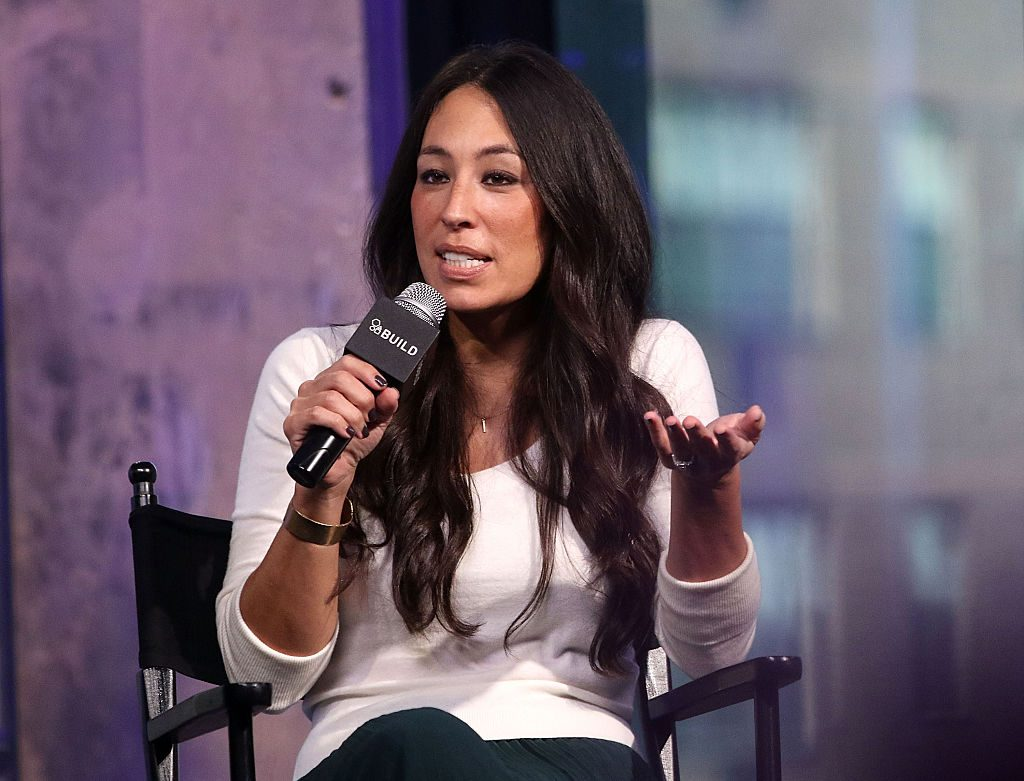 Joanna Gaines|Laura Cavanaugh/WireImage