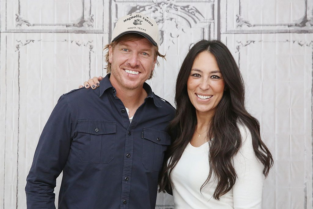 """Joanna Gaines The Build Series Presents Chip & Joanna Gaines Discussing Their New Book """"The Magnolia Story"""""""