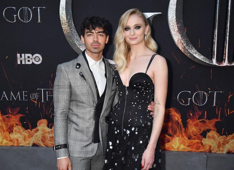 Newlyweds Joe Jonas & Sophie Turner Attend 2019 Met Gala