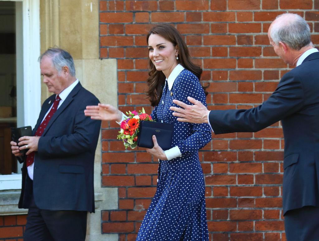 The Duchess of Cambridge, Kate Middleton