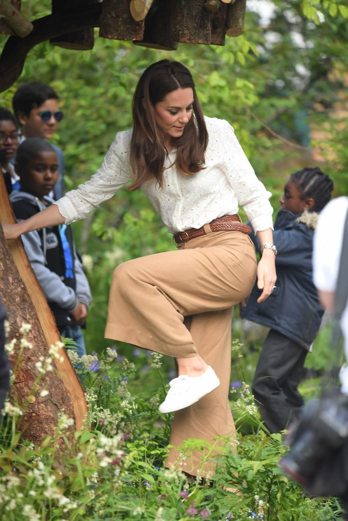 kate middleton has a favorite pair of sneakers and you won