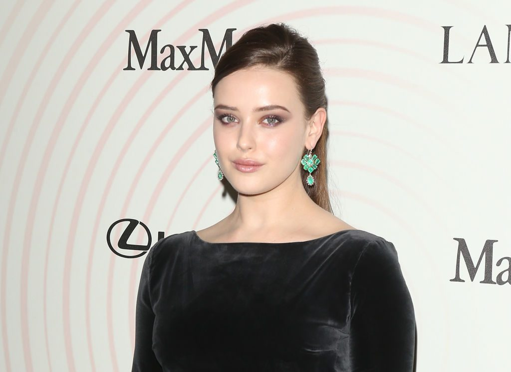 Katherine Langford Women In Film 2018 Crystal + Lucy Awards Presented By Max Mara And Lancome - Arrivals