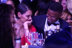 Did Jamie Foxx and Katie Holmes Really Break Up Over The Woman He Was Seen With?
