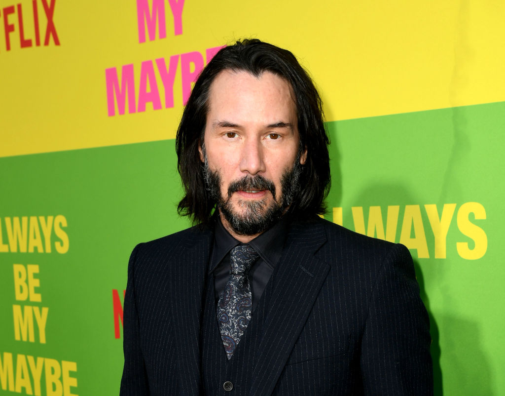 Keanu Reeves Just Admitted He Doesn't 'Have Anyone' in His Life