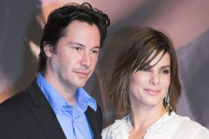 Did Keanu Reeves and Sandra Bullock Ever Date?