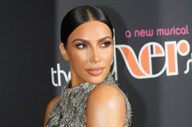 Kim Kardashian sharing 'Kim is my lawyer' clothing line on Instagram