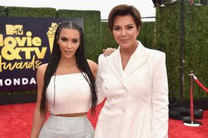 The Surprising Reason Kim Kardashian Wouldn't Let Kris Jenner Meet Her New Baby in the Hospital