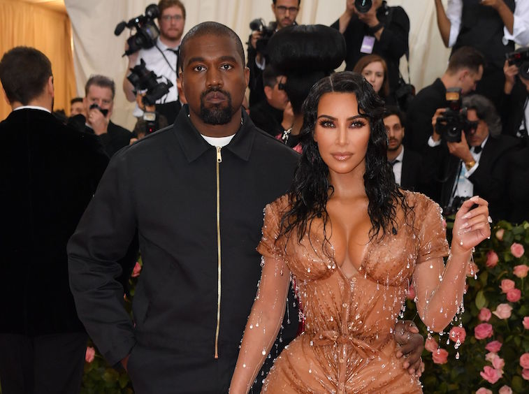 Kim Kardashian files trademark protection for newborn's name