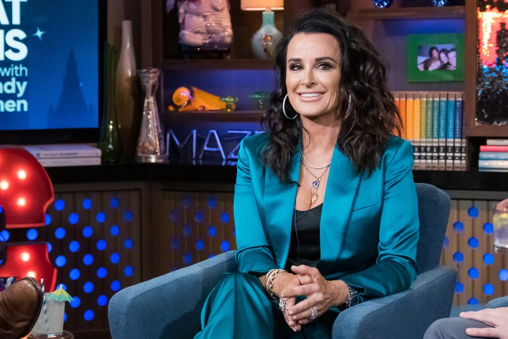 Real Housewives star Kyle RIchards