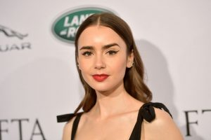 Lily Collins' Net Worth and How She Makes Her Money