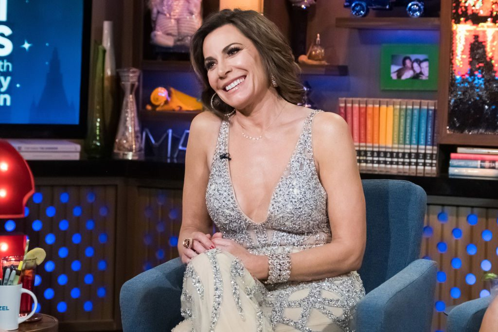 Luann de Lesseps | Charles Sykes/Bravo/NBCU Photo Bank via Getty Images