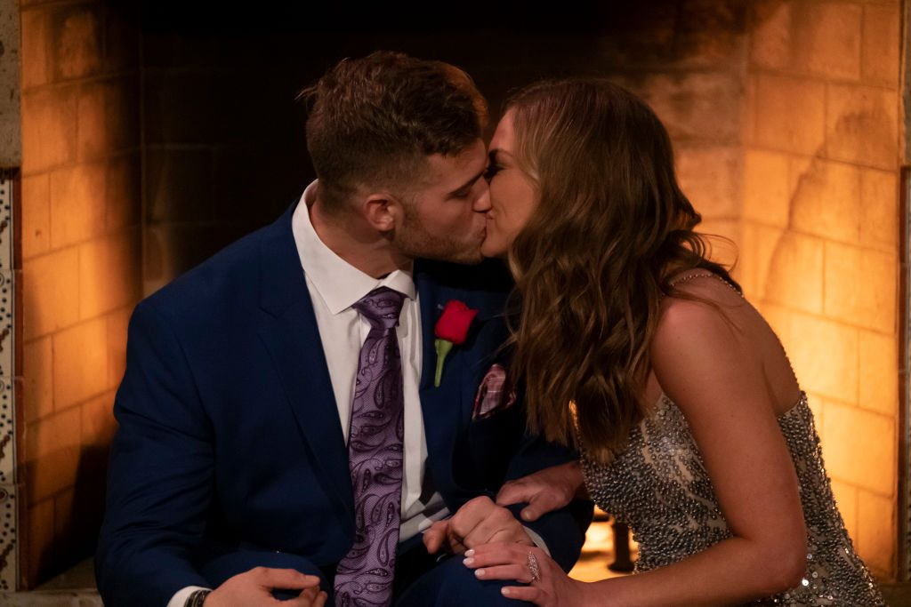 Luke P. and Hannah B. | John Fleenor/ABC via Getty Images