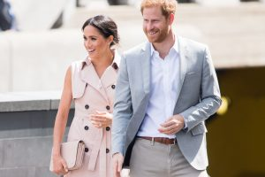 If It Weren't For Julia Roberts, Prince Harry and Meghan Markle Might Not Be Together