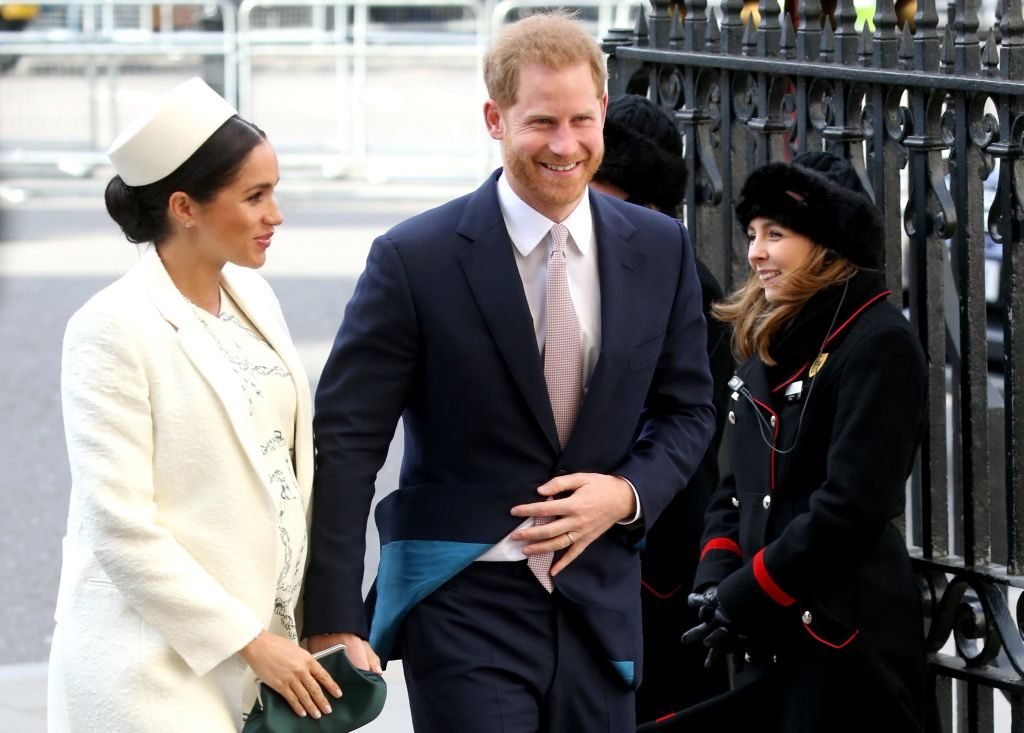Meghan Markle and Prince Harry | Chris Jackson / Getty Images