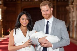 When Will Baby Archie Visit the U.S. With Meghan Markle?