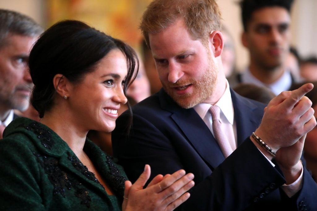 Meghan Markle with Prince Harry|Chris Jackson - WPA Pool/Getty Images