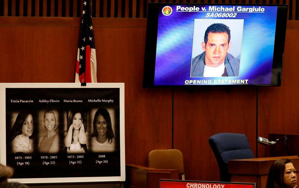Michael Gargiulo trial