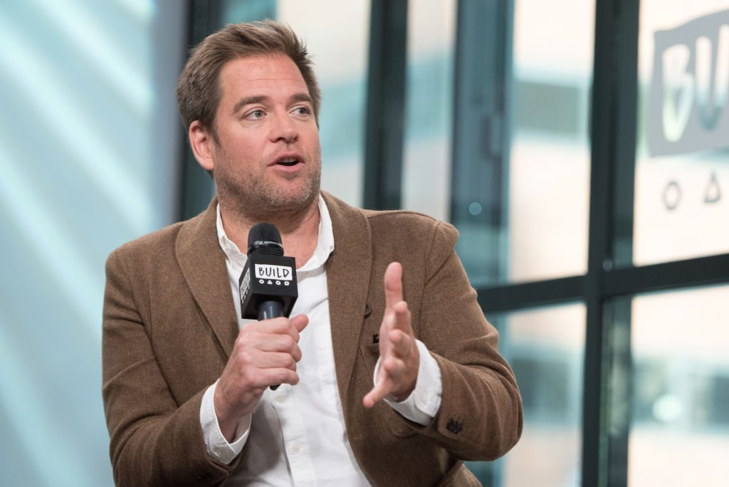 Michael Weatherly Mike Pont/WireImage