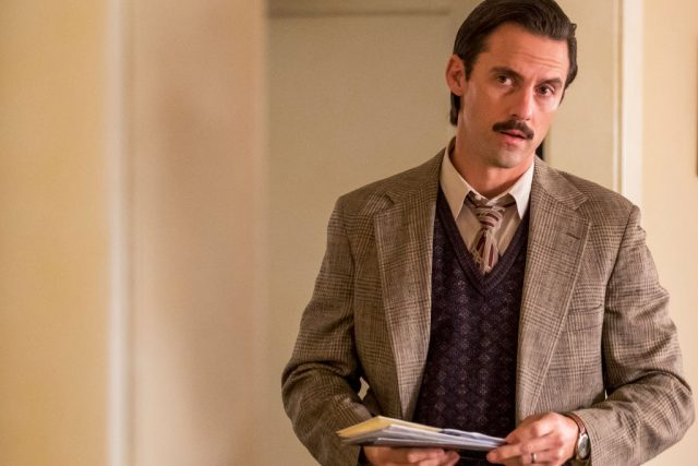 Milo Ventimiglia as Jack Pearson on 'This Is Us'