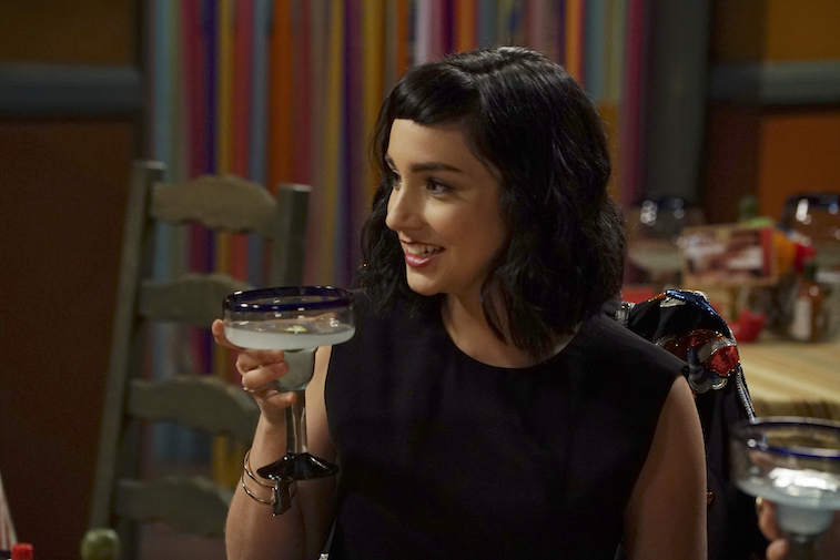 Molly Ephraim back on last man standing