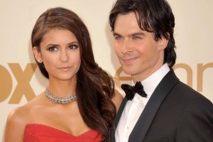 Nina Dobrev Talks Being Friends With Her Ex Ian Somerhalder And His Wife Nikki Reed
