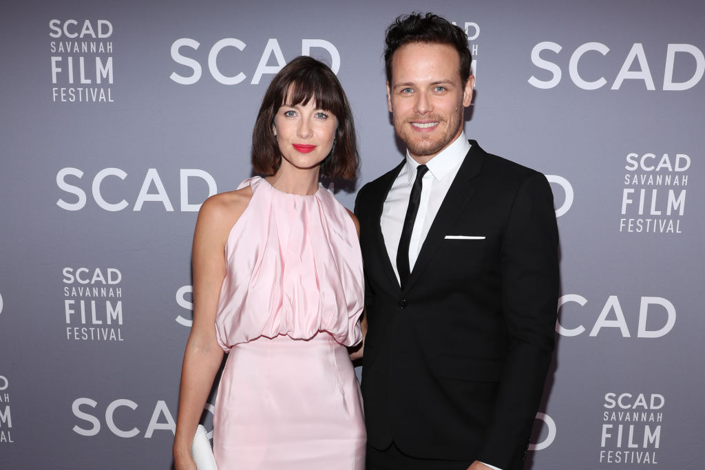 Every Time 'Outlander' Stars Sam Heughan And Caitriona Balfe Have Sparked Dating Rumors