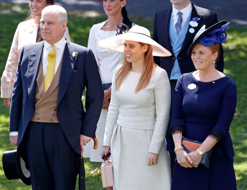 Sarah Ferguson Sparks Prince Andrew Reunion Rumors With Her Latest
