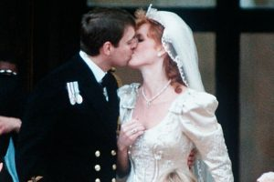 Why Sarah Ferguson Can't Believe Prince Andrew Actually Married Her