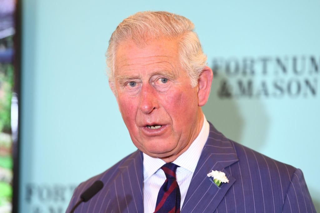 Prince Charles  Jeff Spicer - WPA Pool/Getty Images