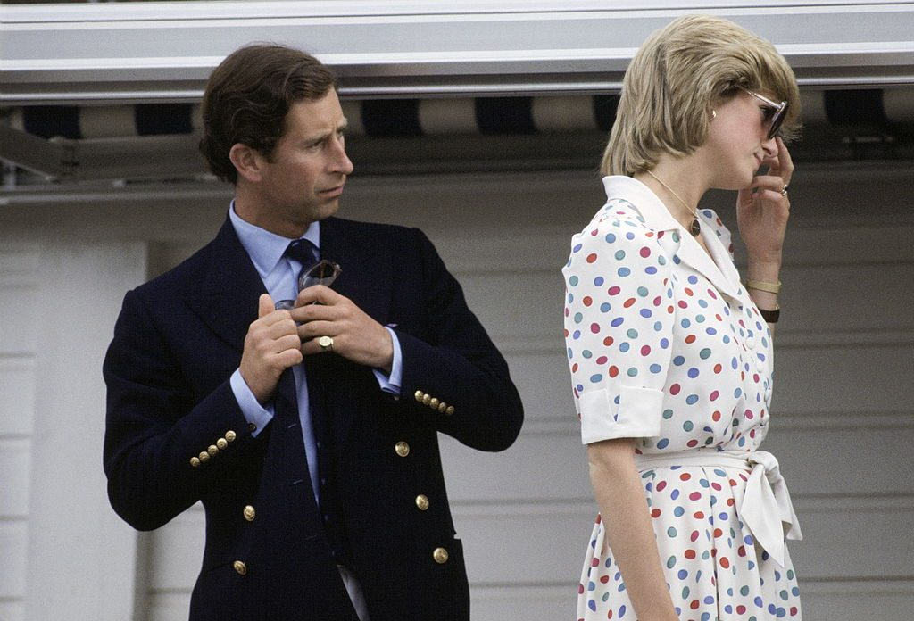 Princess Diana and Prince Charles