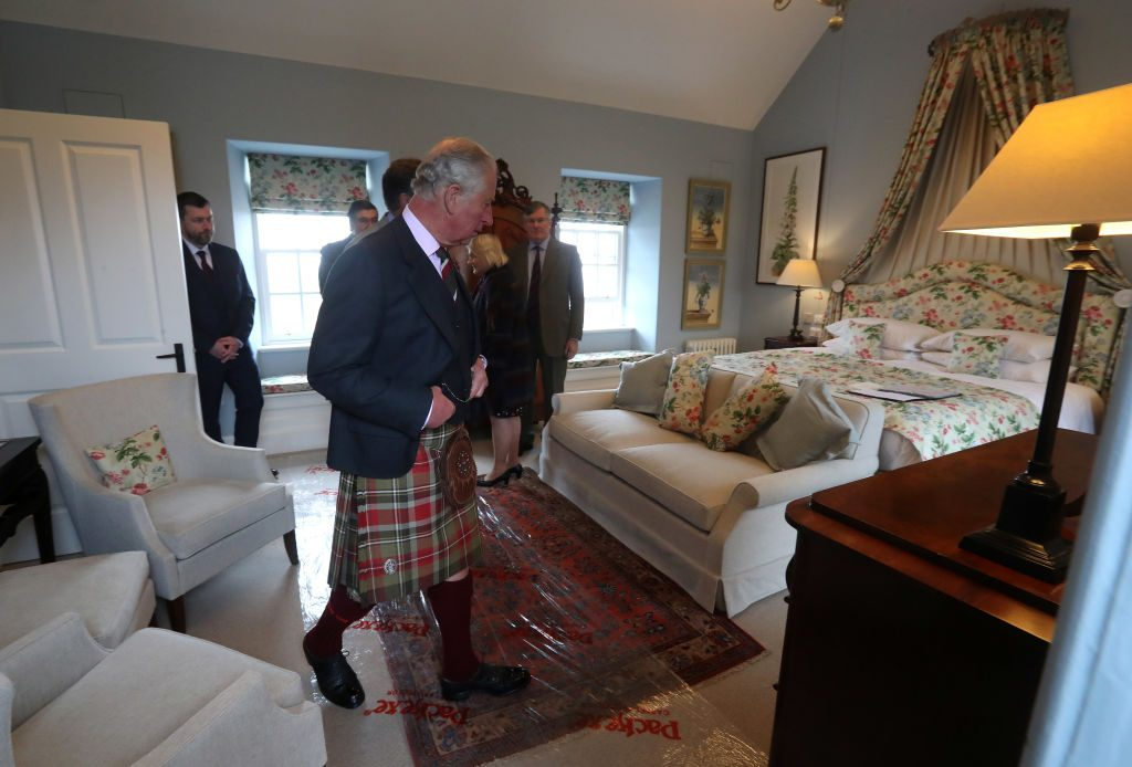 Prince Charles  Andrew Milligan/PA Images via Getty Images