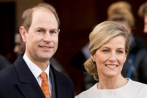 The Real Reason Queen Elizabeth Wants Prince Edward and Sophie to Become the Duke and Duchess of Edinburgh