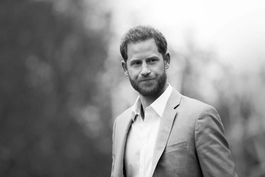 Prince Harry | Naomi Baker/Getty Images